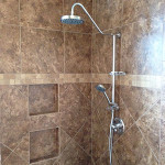 Quail Creek Shower Installs